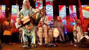 Gnawa-Festival feiert jahrhundertealte Musiktradition