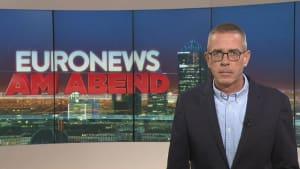 Euronews am Abend vom 26.06.2019 - Hitzewelle und Horror in München