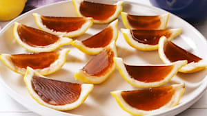 Long Island iced tea Jell-O shots