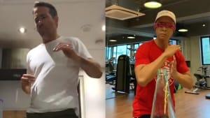 Ryan Reynolds, Donnie Yen Bring Some CanCon To The Bottle Cap Challenge