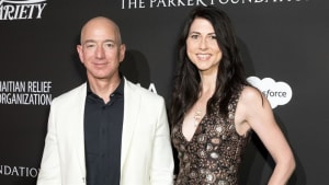 Mackenzie Bezos receives social media proposals