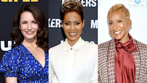 Jada Pinkett Smith, Kristin Davis discuss adoption