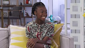 Shahadi Wright Joseph talks 'Lion King' & Beyonce