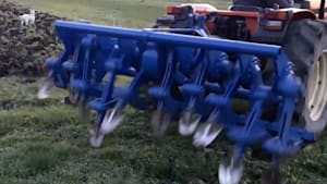 Mesmerizing tractor attachment is super efficient
