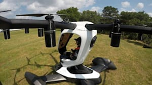 Air taxis could be the future of commuting