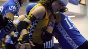 The badass women behind Gotham Girls Roller Derby