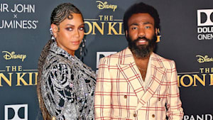 Donald Glover & more Lion King stars talk Beyonce
