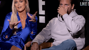 Khloe & Scott on family, work, their relationship