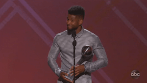 Usher makes inappropriate comments during ESPYs