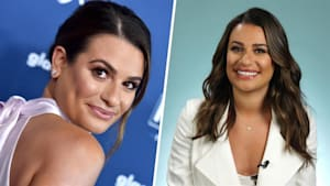 Lea Michele is 'grateful' she never got a nose job