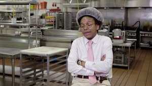 Meet Cory, the kid genius behind Mr. Cory's Cookies who's baking up a successful business.