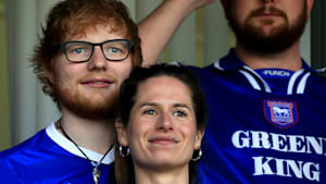 Ed Sheeran confirms he's married to Cherry Seaborn