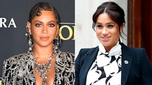 Beyonce & Meghan Markle share Lion King red carpet
