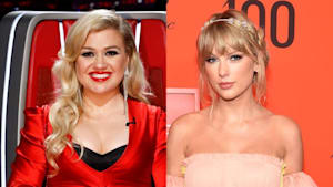 Kelly Clarkson offers Taylor Swift some advice