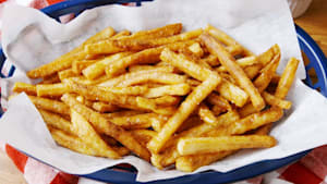 How to make the best fries ever
