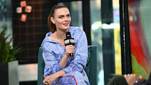 Emily Deschanel talks growing up with famous dad