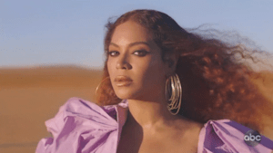 Beyoncé premieres music video for new song