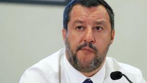 """Salvini: """"Ukrainer haben ein Attentat auf mich geplant"""""""