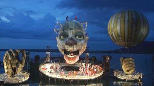 Rigoletto: Bregenzer Festspiele beginnen