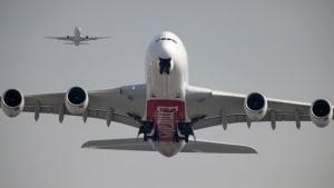 Flugverkehr: Mehr Passagiere, mehr CO2-Kompensationen