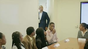 Watch Obama surprises interns in viral video