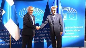 EU-Ratspräsidentschaft: Finnland stellt sein Programm vor