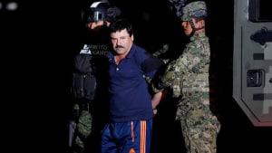 "Drogenboss ""El Chapo"" muss lebenslang ins Gefängnis"