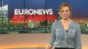 Euronews am Abend | mit den Nachrichten vom 17.7.2019
