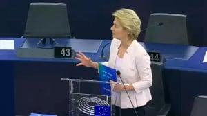 Neugewähltes Europaparlament: Hitzige Debatte um Migration