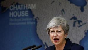 Britische Premierministerin beklagt Populismus