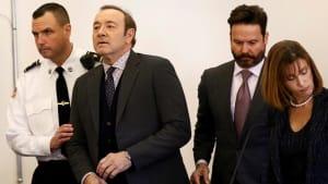 Kevin Spacey entgeht Strafverfahren wegen sexueller Nötigung