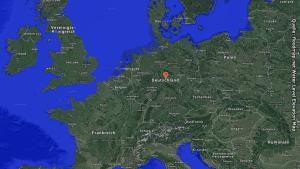 Deutschland-Karte: Wenn der Meeresspiegel 66 Meter ansteigt