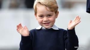 Prinz George: Vorbereitungen für Geburtstagsparty laufen!