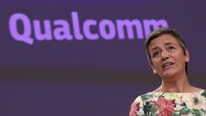 Qualcomm: EU verhängt Millionenstrafe gegen US-Chiphersteller