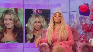 Wendy Williams shades Aubrey O'Day