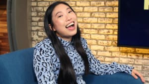 Awkwafina on her new film 'The Farewell'