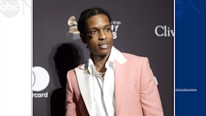 A$AP Rocky detained in Sweden after viral video