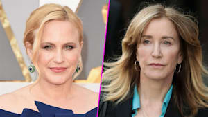 Patricia Arquette talks about Felicity Huffman