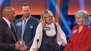 Brooklyn Decker and Andy Roddick's 'Family Feud'
