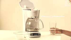 Learn how to make oatmeal in a coffee pot