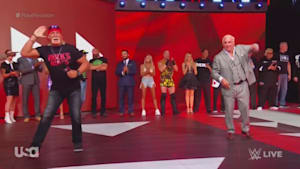 WWE legends return for epic Raw reunion