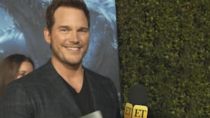 Chris Pratt is 'really happy' with new wife
