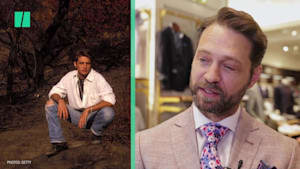 Jason Priestley Isn't Afraid To Be Honest About His '90s Outfits