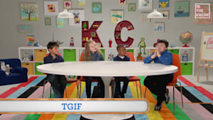 Ever asked some kids what TGIF stands for? We did and their answers are adorable!