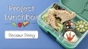 Dinosaur dining will be all the rage at your child's school