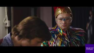 Taron Egerton talks Elton John's friendships