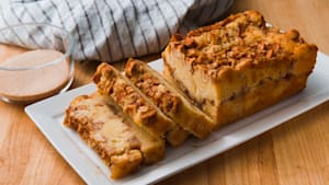 You'll fall in love with this apple cinnamon bread
