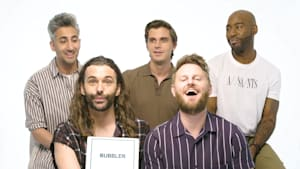The cast of 'Queer Eye' talks hometown slang