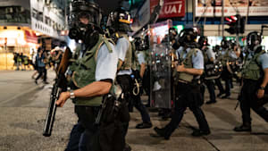 What's Going On In Hong Kong?