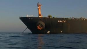 "Supertanker ""Grace 1"" kommt wieder frei"